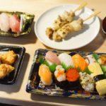 7/14(火) 家ごはん 「握り寿司」